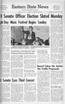 Daily Eastern News: February 06, 1963 by Eastern Illinois University