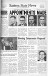 Daily Eastern News: February 20, 1963 by Eastern Illinois University