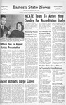 Daily Eastern News: January 09, 1963 by Eastern Illinois University