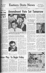Daily Eastern News: January 30, 1963