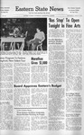 Daily Eastern News: June 19, 1963 by Eastern Illinois University