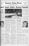 Daily Eastern News: March 13, 1963 by Eastern Illinois University