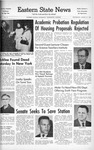 Daily Eastern News: March 27, 1963