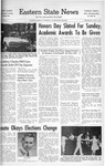 Daily Eastern News: May 08, 1963