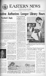 Daily Eastern News: May 01, 1964 by Eastern Illinois University