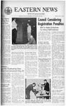 Daily Eastern News: May 15, 1964 by Eastern Illinois University
