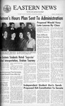 Daily Eastern News: January 15, 1965 by Eastern Illinois University