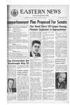 Daily Eastern News: May 04, 1965 by Eastern Illinois University