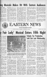 Daily Eastern News: May 11, 1965 by Eastern Illinois University