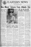 Daily Eastern News: September 15, 1965 by Eastern Illinois University