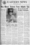 Daily Eastern News: September 15, 1965 by Eastern Illinois University