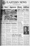 Daily Eastern News: September 22, 1965 by Eastern Illinois University