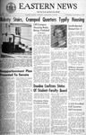 Daily Eastern News: September 29, 1965 by Eastern Illinois University