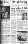 Daily Eastern News: July 06, 1966 by Eastern Illinois University