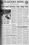 Daily Eastern News: July 13, 1966 by Eastern Illinois University