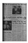 Daily Eastern News: July 27, 1966 by Eastern Illinois University