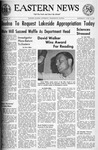 Daily Eastern News: June 15, 1966 by Eastern Illinois University