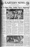 Daily Eastern News: June 22, 1966 by Eastern Illinois University