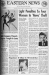Daily Eastern News: March 16, 1966 by Eastern Illinois University