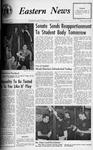 Daily Eastern News: November 02, 1966 by Eastern Illinois University