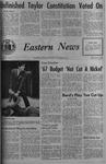 Daily Eastern News: November 09, 1966 by Eastern Illinois University