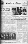 Daily Eastern News: October 07, 1966 by Eastern Illinois University
