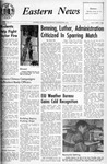 Daily Eastern News: February 01, 1967 by Eastern Illinois University