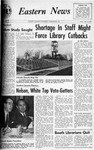 Daily Eastern News: February 15, 1967 by Eastern Illinois University