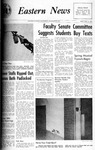Daily Eastern News: January 11, 1967