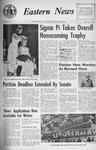 Daily Eastern News: November 01, 1967