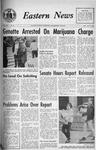 Daily Eastern News: November 08, 1967 by Eastern Illinois University