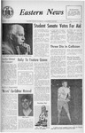 Daily Eastern News: October 11, 1967