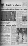 Daily Eastern News: February 02, 1968 by Eastern Illinois University