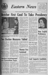 Daily Eastern News: February 06, 1968 by Eastern Illinois University