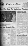 Daily Eastern News: January 10, 1968 by Eastern Illinois University