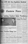 Daily Eastern News: January 23, 1968