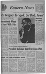 Daily Eastern News: May 03, 1968 by Eastern Illinois University
