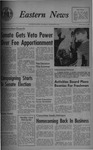 Daily Eastern News: May 07, 1968 by Eastern Illinois University