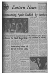 Daily Eastern News: October 01, 1968 by Eastern Illinois University