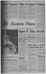 Daily Eastern News: October 23, 1968