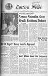 Daily Eastern News: April 08, 1969 by Eastern Illinois University