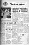 Daily Eastern News: April 25, 1969 by Eastern Illinois University