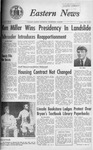 Daily Eastern News: February 18, 1969