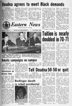 Daily Eastern News: April 03, 1970 by Eastern Illinois University