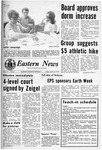 Daily Eastern News: April 21, 1970
