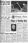 Daily Eastern News: April 24, 1970 by Eastern Illinois University