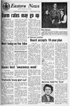 Daily Eastern News: March 17, 1970 by Eastern Illinois University