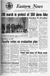 Daily Eastern News: March 20, 1970 by Eastern Illinois University