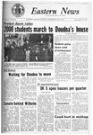 Daily Eastern News: March 31, 1970 by Eastern Illinois University