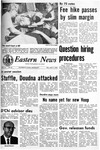Daily Eastern News: May 01, 1970 by Eastern Illinois University